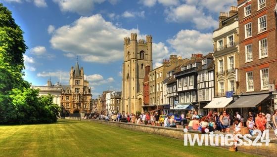 Summer in Cambridge