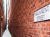 Britains Narrowest Street