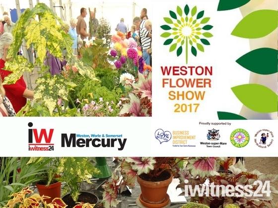 WESTON FLOWER SHOW 2017