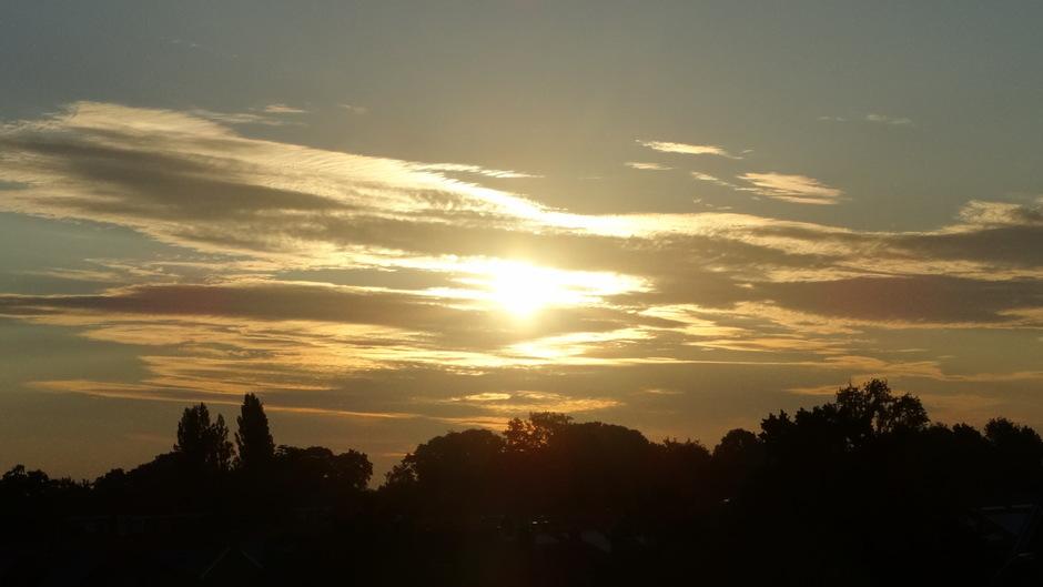 Die Sonne .