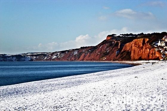 Beautiful Budleigh Beach