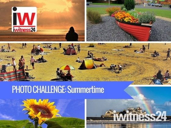 Photo Challenge - Summertime
