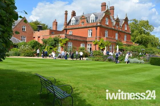 Chippenham Park House and Gardens