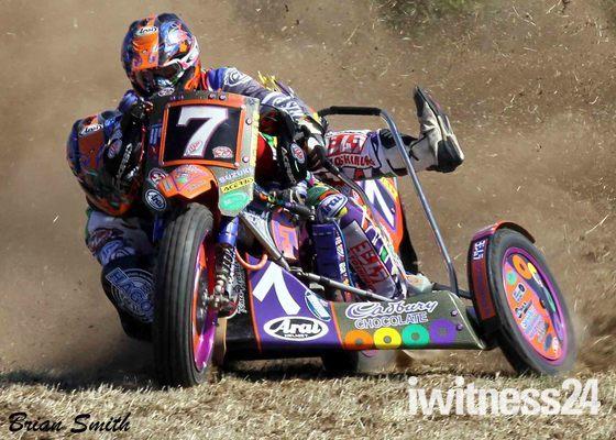 Colourful  Dusty  Suzuki