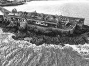 The dead Weston Pier