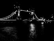 Night, Bridge, London