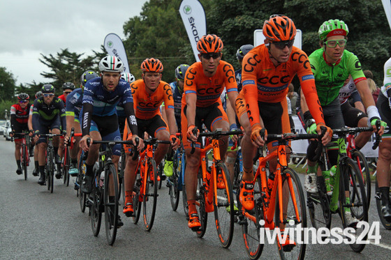 Tour of Britain 2017 at Snape