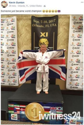 world champ age 7
