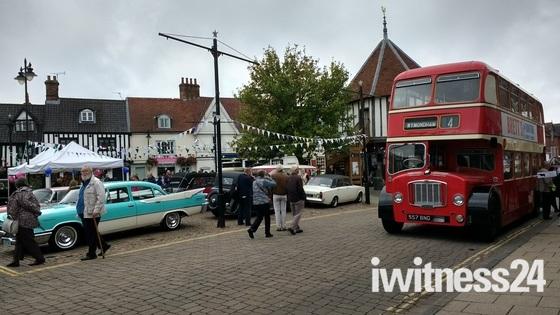 Sunday 10th September 2017 Vintage Day at Wymondham