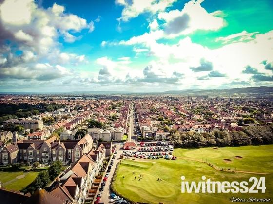 Weston city