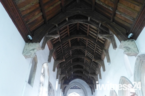 Kersey Church