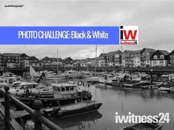PHOTO CHALLENGE: Black & White