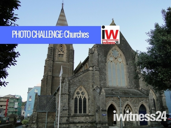 PHOTO CHALLENGE: North Devon Churches