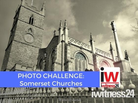 Photo Challenge: Somerset Churches