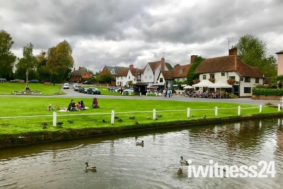 Finchingfield Essex