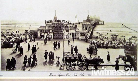 The Pier 1923.