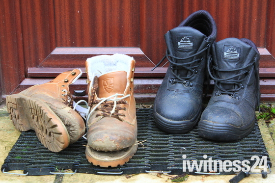 New and Old - Boots