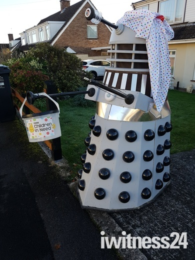 Darren the Domesticated Dalek