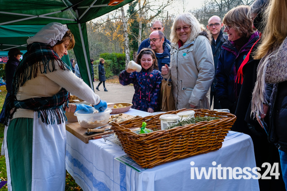 Mill Green Mill & Museum's Victorian Christmas Fair