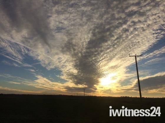 Reedham skies