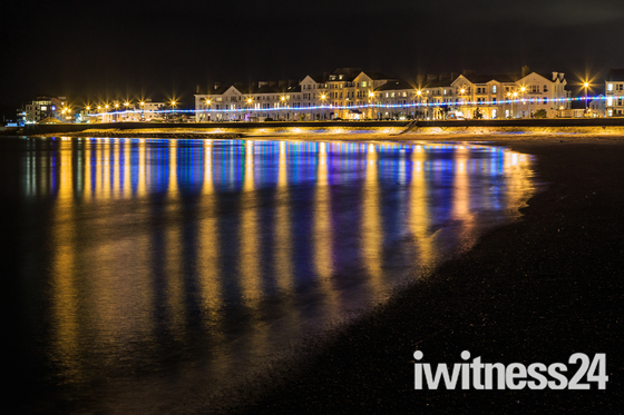 Exmouth lights