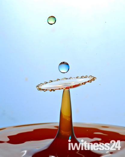 Water drops, splashes and collisions