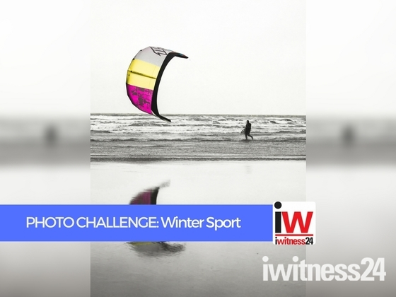 PHOTO CHALLENGE: Winter Sport