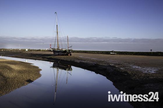 Early Morning Blakeney Harbour