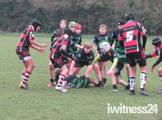 Under 14's Devon Cup Quarter Final