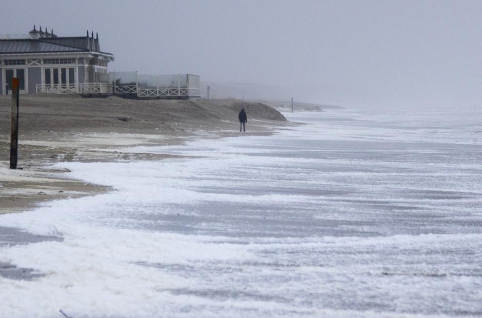 Westerstorm Noordwijk aan Zee