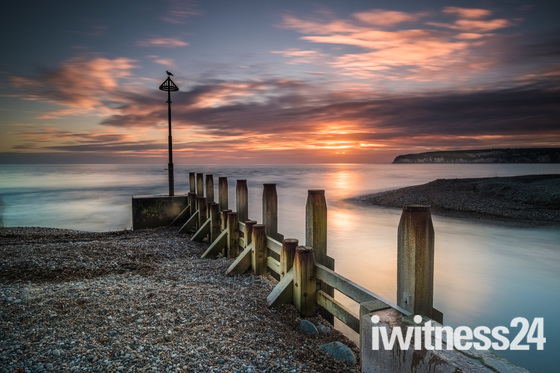 Axmouth Sunset