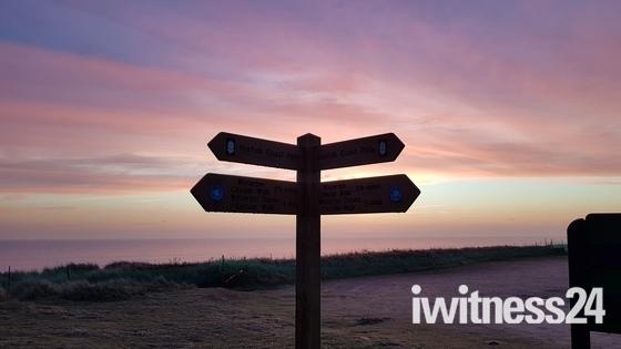Early Morning at Winterton