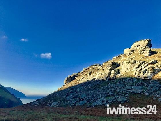 Valley Of The Rocks - Lynton