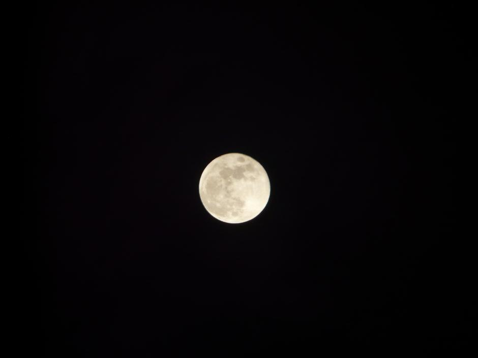 Blauwe Maan Volle Maan