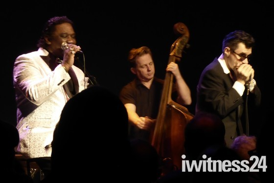 Mud Morganfield at Norwich Arts Centre