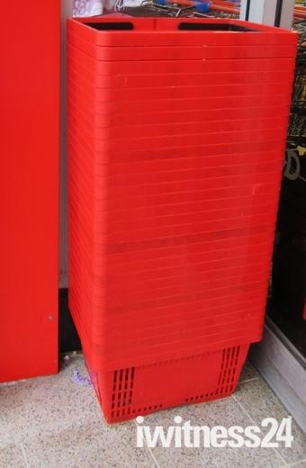 Red Baskets!