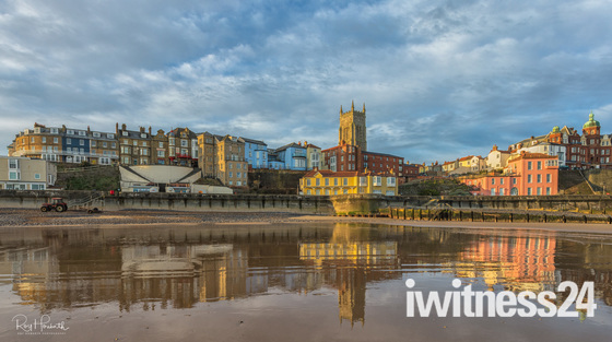 Cromer Sunrise and Cromer Reflections