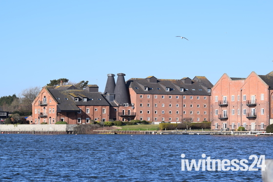 Former Maltings at Oulton Broad