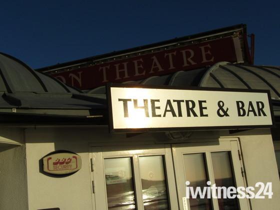 Cromer theatre bar