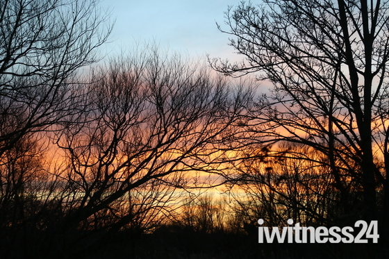 Sculthorpe Moor Sunset