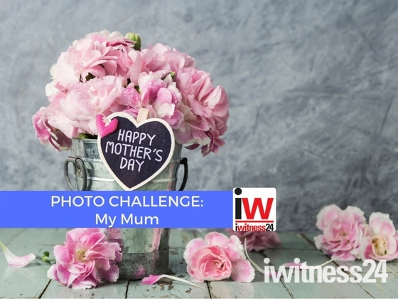 PHOTO CHALLENGE: My Mum