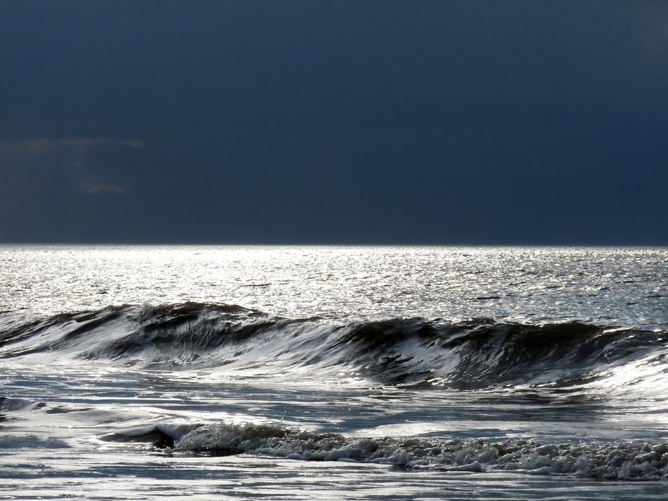 Mooie contrasten aan zee