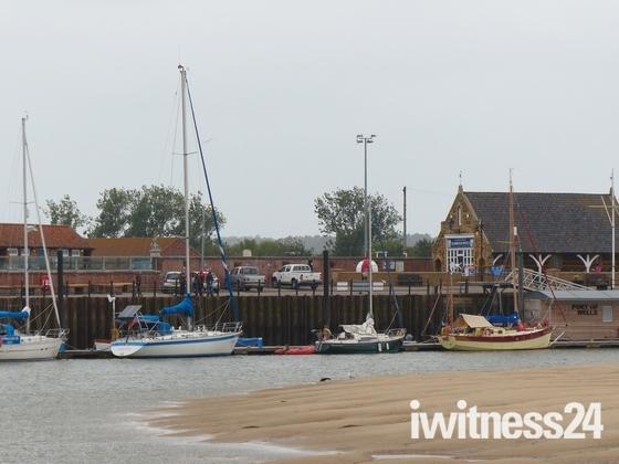 Wells, Low Tide