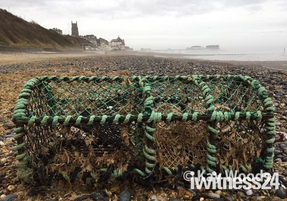 Cromer Mist and Crab Pot