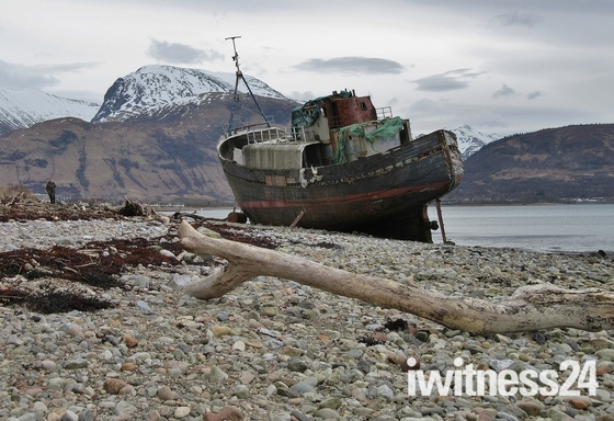 Ben Nevis and Corpach Wreck
