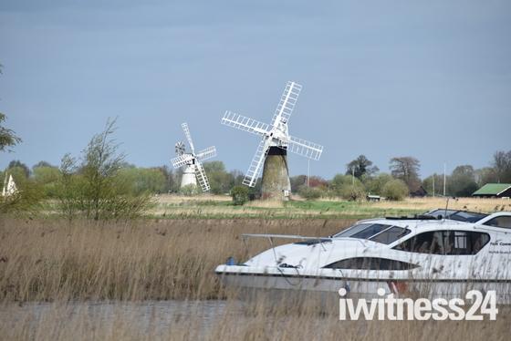Thurne Windmills