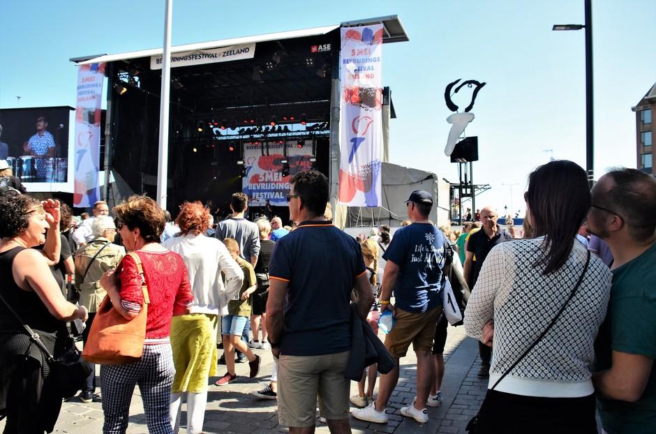 Zonnige Bevrijdingfestival Zeeland