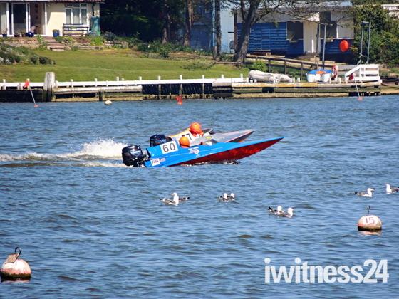 Oulton Broad Boat Race