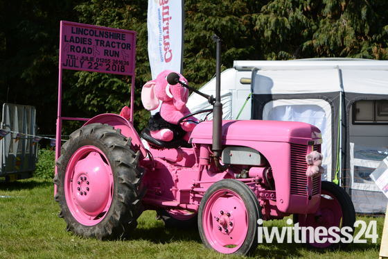 42nd Stradsett Park Vintage Rally