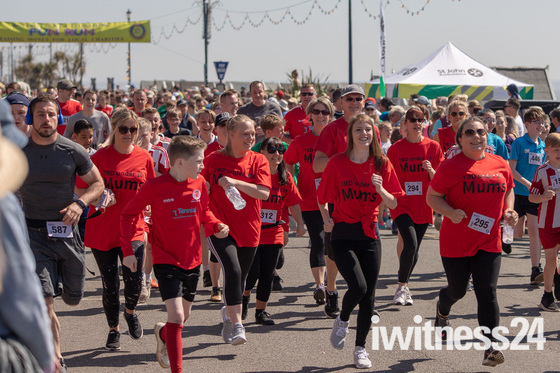 Felixstowe Fun Run, 07 May 2018